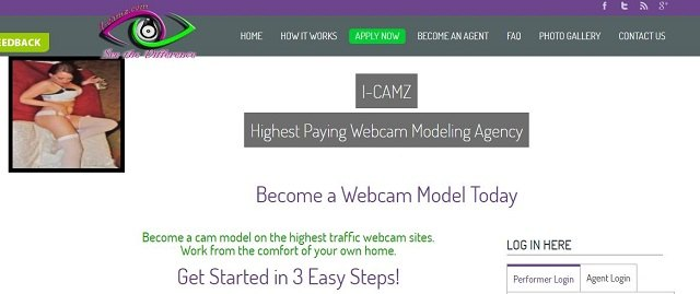webcam modelling amateur porn make money icamz