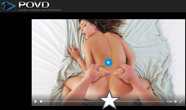 what is appealing pov porn povd
