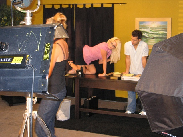 Behind the Camera what is it like to work in porn