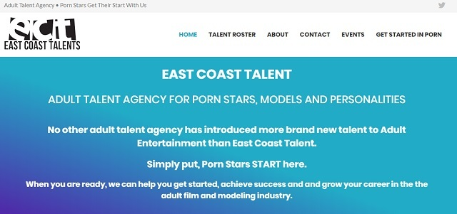find work in the adult industry east coast talent