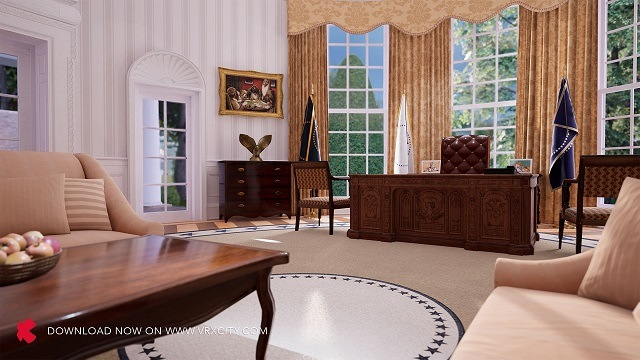 review VRXCity sex in white house