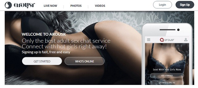 Best Sexting Apps for Trading nudes arousr